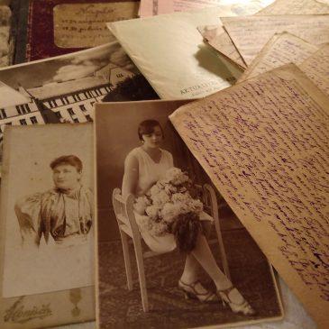 hagyatékok, képeslapok, régi fényképek, fotók, régi kézirat